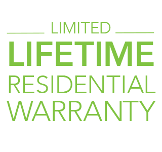 Limited Lifetime Residential Warranty